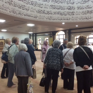 WOW - Women of Westhoughton visit a Hindu Temple during their Taste of Asia event