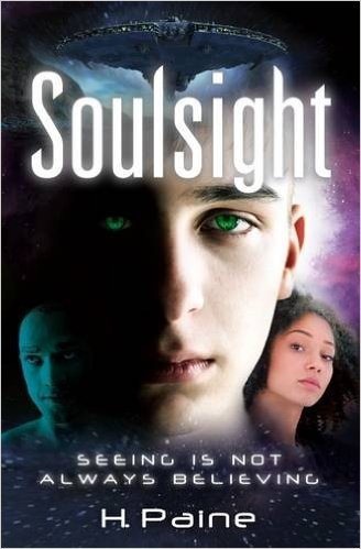 'Soulsight: Seeing is not always believing' - new novel by Hazel Paine available on Amazon