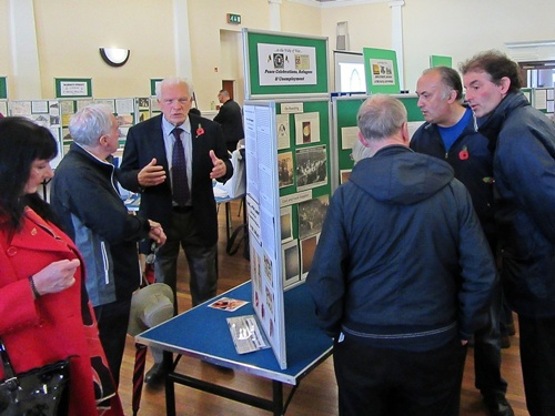 Westhoughton in the Wake of World War One -  Westhoughton Local History Group Exhibition (2018)