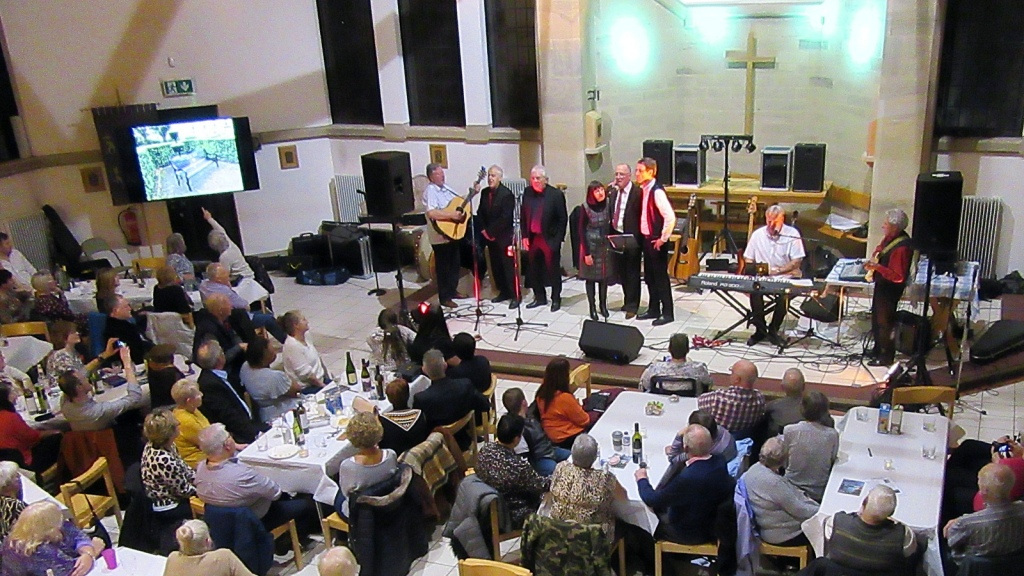 Tribute For Tony Concert (Remembering Tony Berry) - Houghton Weavers & Friends, St. Bart's 22nd November 2019).