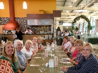 WOW - Women of Westhoughton celebrating group's 6th Birthday.