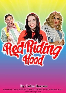 Westhoughton's Bethel Crowd 2019 Panto - Little Red Riding Hood