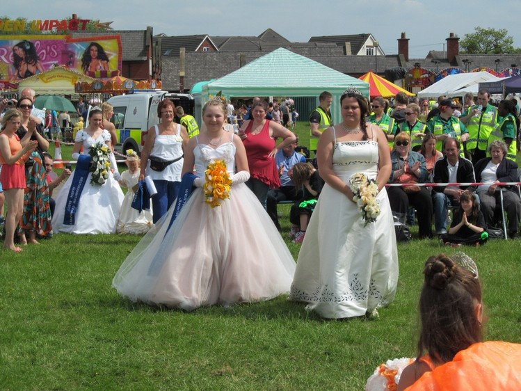Westhoughton Community Network Fayre 2nd June 2013 - Westhoughton Community Queens Association Pageant
