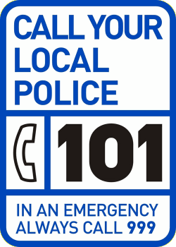 Greater Manchester Police - Non-emergency enquiries - Call 101