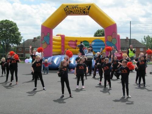 Washacre FM 2013 Showcase Day - Dancers
