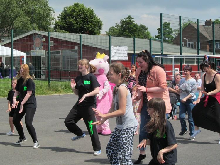 Summer fun at the John Holt Centre